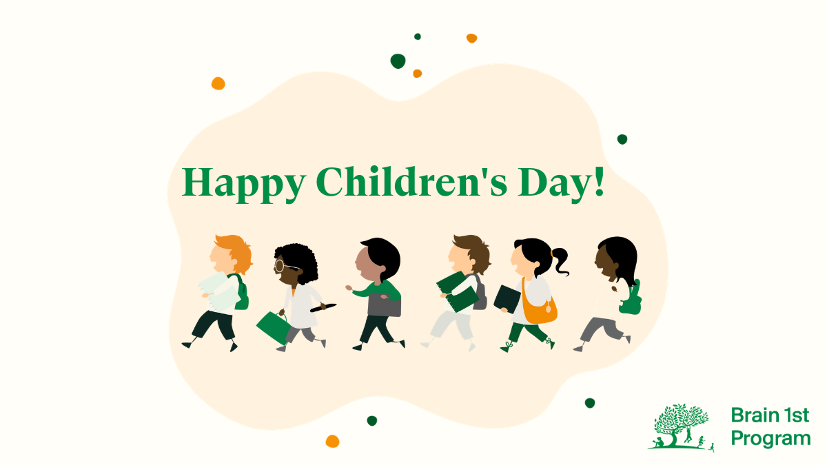 Happy Childrens Day!
